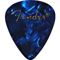 Fender Heavy Blue MOTO Pack 12 Picks