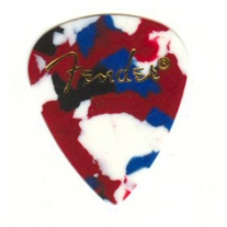 Fender Thin Confetti Pack 12 Picks