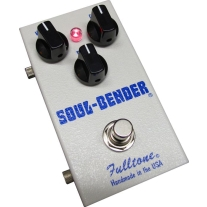 Fulltone SB-2 Soul Bender Distortion Guitar Effects Pedal