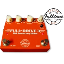 Fulltone Custom Shop Fulldrive 3 | 20th Anniversary Edition