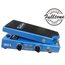 Fulltone Custom Shop MDV-3 Mini DejaVibe 3 Wah Pedal