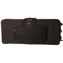 Gator GK76 Slim Lightweight Keyboard Case w/ Wheels
