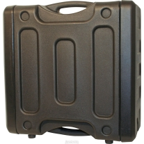 GATOR GPRO6U19 6-Space Rotationally Molded Rack Case