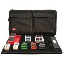 Gator GPT-PRO-PWR Pedal Tote Pro Powered Pedalboard with Soft Case