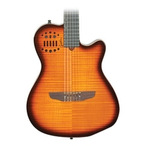 Godin ACS-SA USB Nylon Synth Guitar In Lightburst Finish