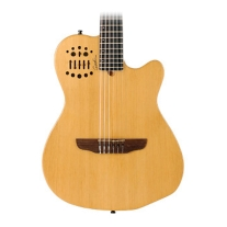 Godin ACS-SA Slim Acoustic/Elec Guitar in Natural
