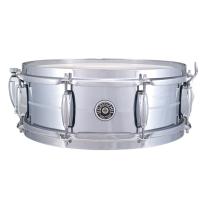 Gretsch GB4160 Brooklyn 5x14 Chrome Over Brass 8-Lug Snare Drum