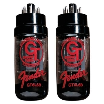 Groove Tubes 6L6 Russian Power Tubes Matched Duet High Headroom
