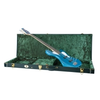 Guardian CG-044-B Deluxe Vintage Electric Bass Hardshell Case