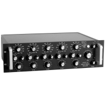 Gyraf Audio Gyratec XIV Parallel-Passive Stereo Tube Equalizer