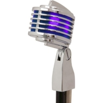 Heil The Fin Dynamic Microphone in Blue