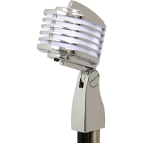 Heil The Fin Dynamic Microphone in White