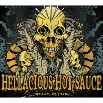 High River Sauces Hellacious Hot Sauce