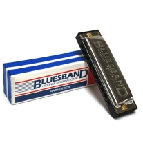 Hohner 1501BL-C Blues Band Harmonica in Key of C