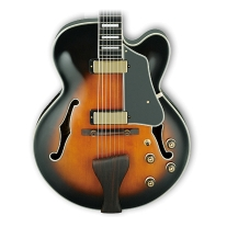 Ibanez AFJ957VSB 7 String Hollowbody Electric Guitar Artcore Vintage Sunburst