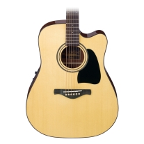 Ibanez AW50ECENT Artwood Traditional Acoustic/Elec Guitar