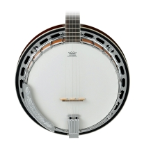 Ibanez B200 5 String Banjo Basswood Rim Natural Finish Banjo