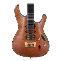 Ibanez SIX70FDBGNT Iron Label Electric Guitar in Natural