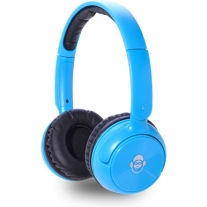iDance Audio BLUE100CY Blue 100 Bluetooth Headphones