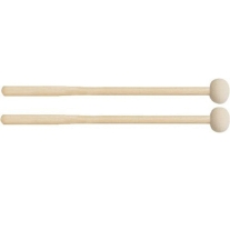 Vic Firth MB2H Corpsmaster Bass Drum Medium Hard Mallets