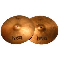 "Kasza F14HHLM Fusion Series 14"" Hi Hat Cymbals"