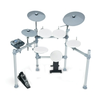 KAT Percussion 5PC High Performance Digital Electronic Drum Set