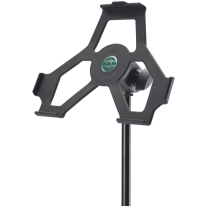 K&M 19712 iPad 2 Mic Stand Holder