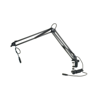K & M 23850 Table Mounted Scissor Stand