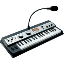 Korg MicroKorg XL Microxlplus 37-Key Synthesizer / Vocoder in Black