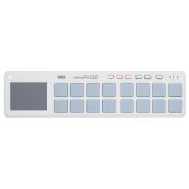 Korg nanoPAD2 USB MIDI Pad Controller in White
