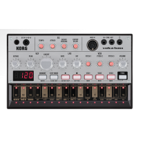 Korg VOLCA True Analog Bass Machine