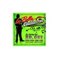 La Bella No. Gui Guitarron 6 String Set