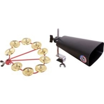 Latin Percussion 192-NM Nick Mason Classic Rock Pack