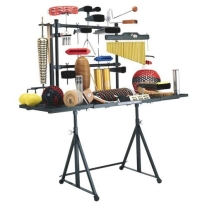 "Latin Percussion LP760A Percussion Table 26x20"""