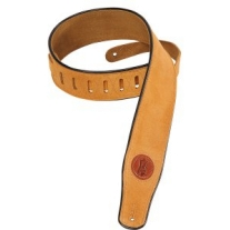 Levy's MSS3 Suede Strap 2.5 Inches in Honey
