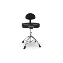Mapex T775A 4 Leg Throne with Backrest and Saddle Seat