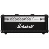 Marshall MG100HCFX 100W 4-Channel Carbon Fiber Tolex Amp Head