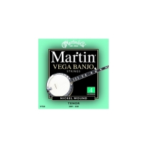 Martin V720 Vega 4 String Tenor Banjo Strings