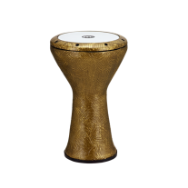Meinl FDB3000G Fiberglass Doumbek w/ Bag Gold Finish