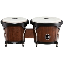 Meinl Headliner Series Bongos in Vintage Wine Barrel Finish