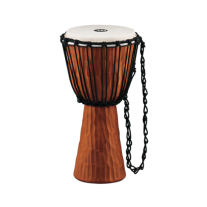 "Meinl HDJ4M Headliner Series 10"" Rope Tuned Djembe Drum"