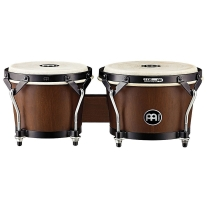 Meinl HTB100WBM Headliner Series Traditional Bongos in Walnut Brown