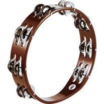 Meinl TA2AB Wood Tambourine Double Row