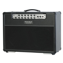 Mesa Boogie Lone Star 2x12 Combo Amp in Black
