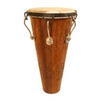 Mid East Ashiko Drum Bolt Tuned Goatskin Head