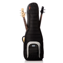 Mono Cases M80 Dual Bass Case - Black