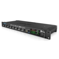 MOTU 8pre 16x12 USB Audio Interface and Optical Expander with 8 Mic Inputs