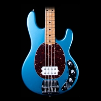 Ernie Ball Music Man Classic Stingray 4 String Bass in Lake Tajoe Blue