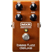 MXR M84 Bass Fuzz Deluxe Guitar Effects Pedal