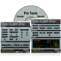 Neyrinck SoundCode Audio Suite Encode Decode Plug In for Pro Tools